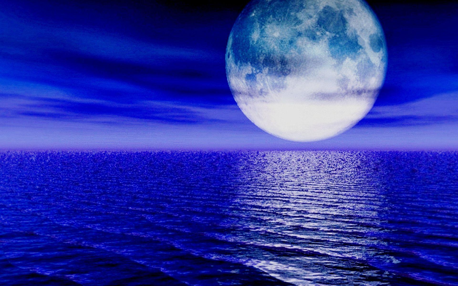 Cool Moon Backgrounds 1920x1200