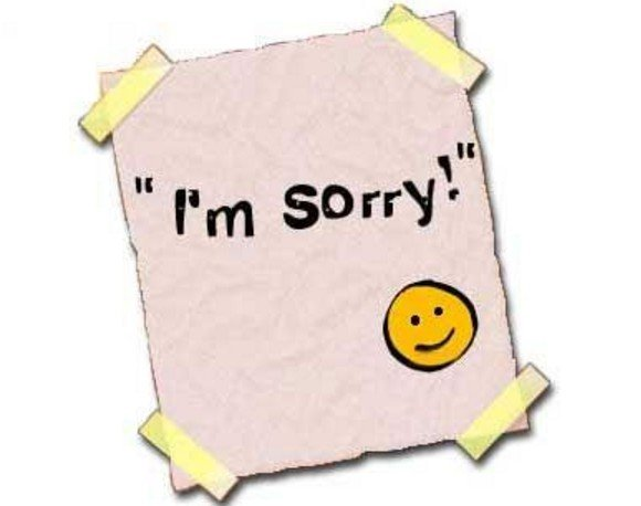 am sorry images Pictures with sorry wallpapers HD Download   Tech 580x458