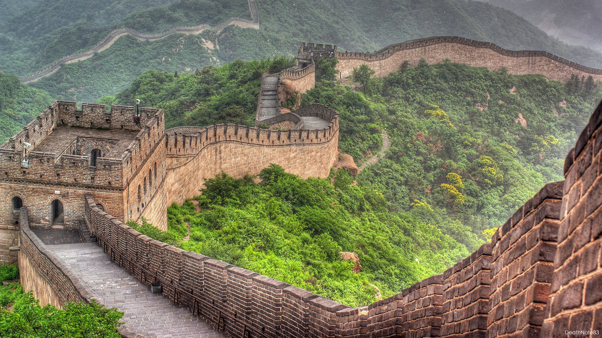 The Great Wall of China Wallpaper 51 images 1920x1080
