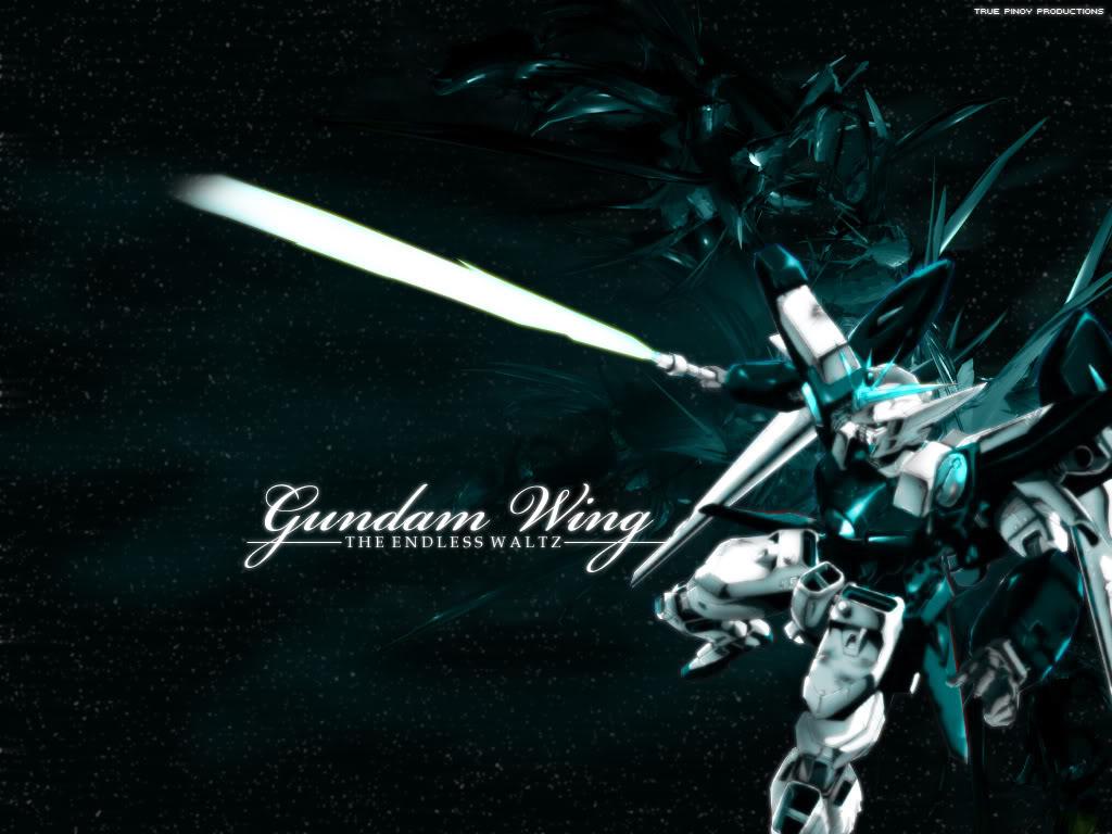 The Best Cartoon Wallpapers Gundam Wing Wallpaper Gallery 1024x768