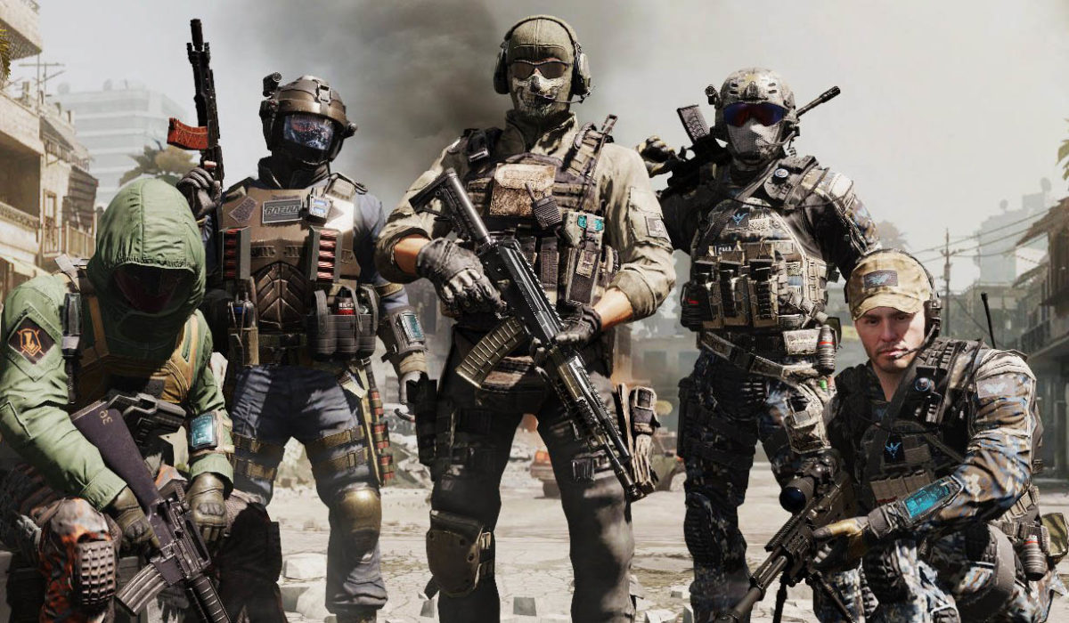 Call of Duty Mobile Wallpapers Mobile Mode Gaming 1200x700