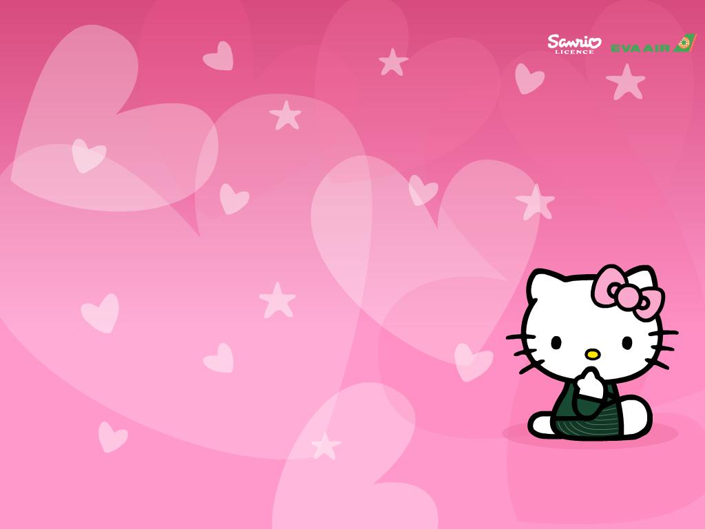77 ] Wallpaper Hello Kitty Desktop On WallpaperSafari