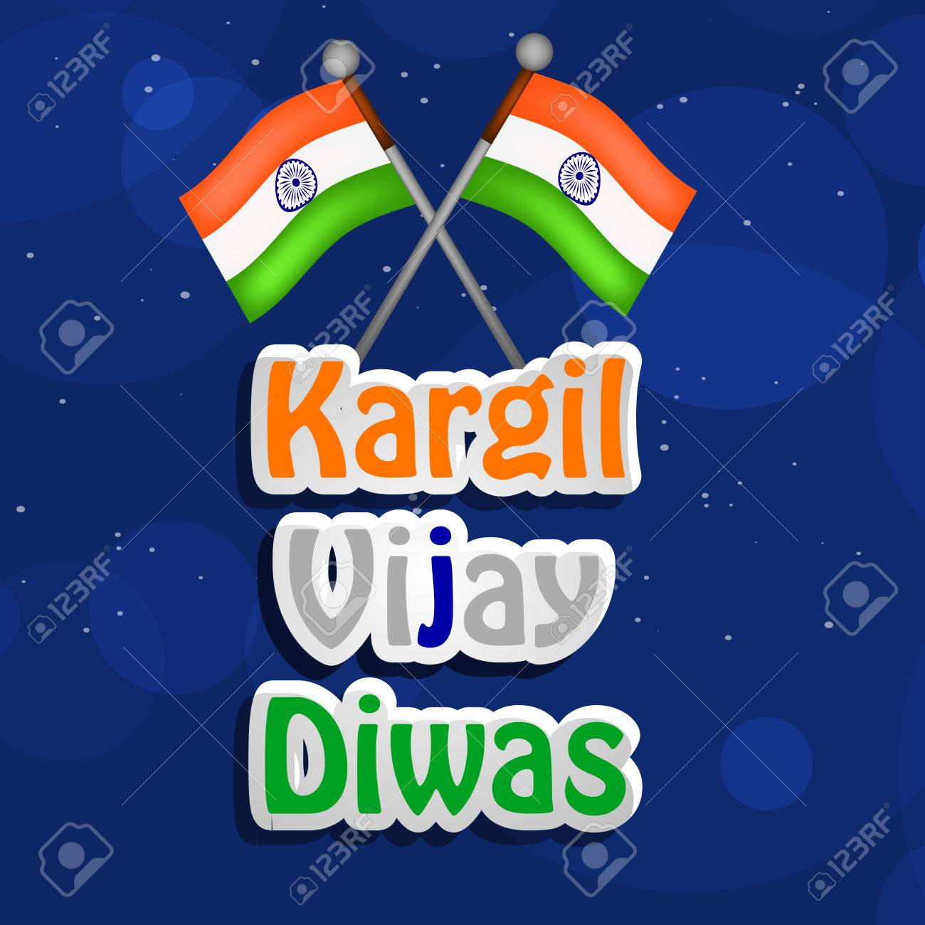 Illustration Of Kargil Vijay Diwas Background It Is Celebrated 1300x1300