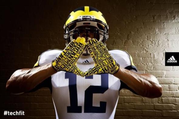 Live Sports Gallery Michigan Football Wallpaper: [50+] University Of Michigan Screensaver Wallpaper On