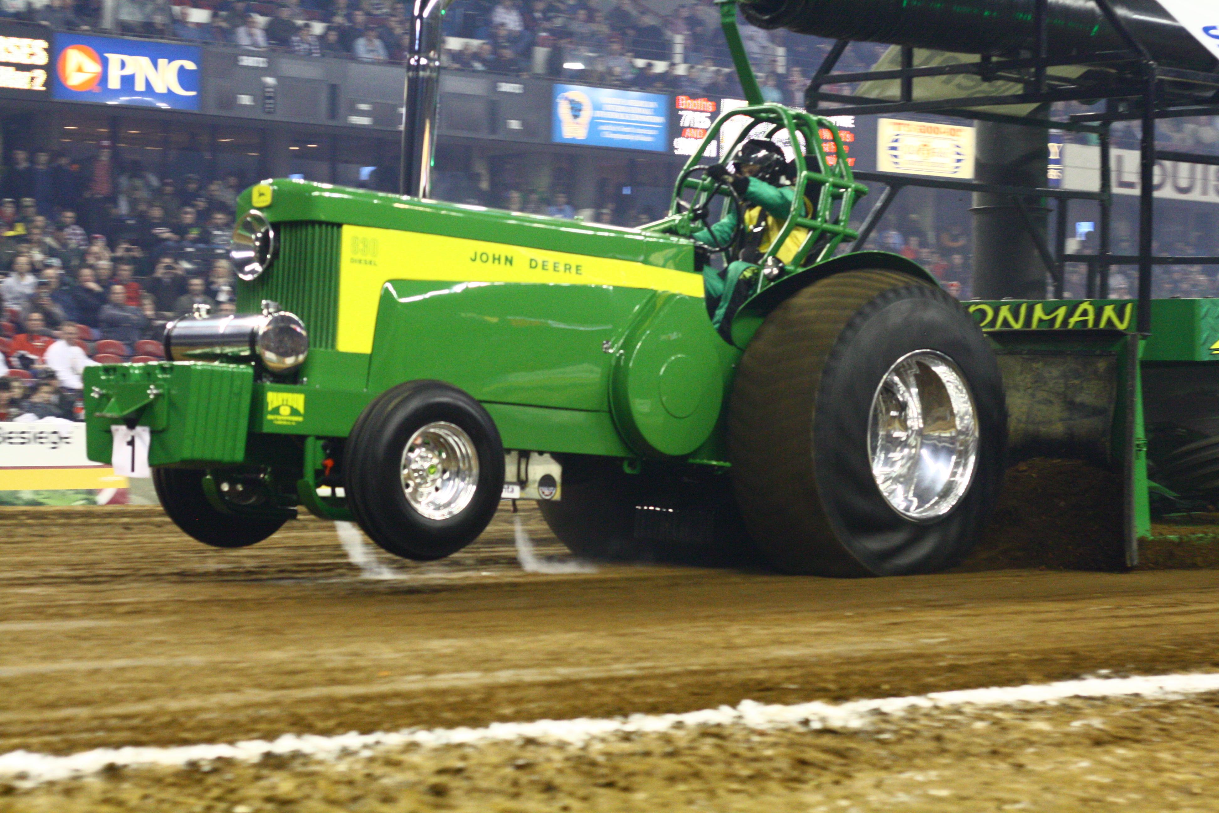 John Deere Tractor Wallpaper WallpaperSafari