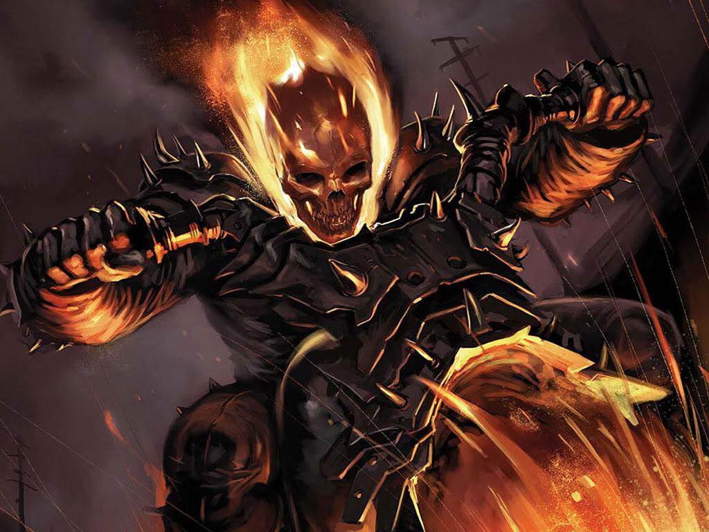 Ghost Rider Wallpaper High Quality 18717 Hd Pictures Best wallpaper 1024x768