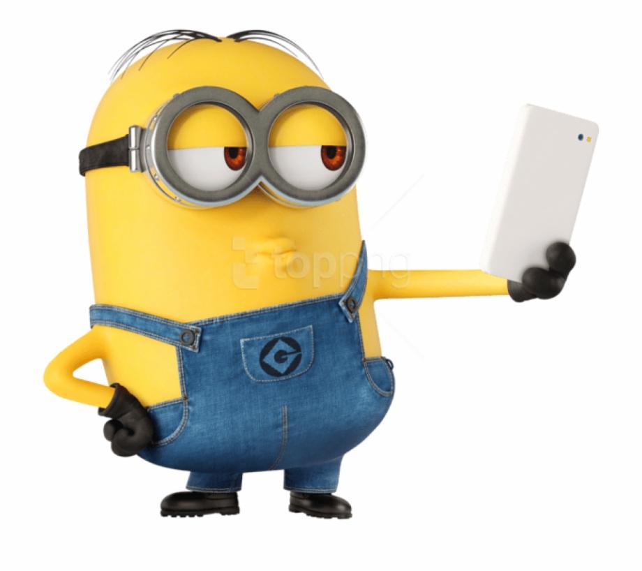 Download Selfie Large Transparent Transparent Background   Minions 920x818
