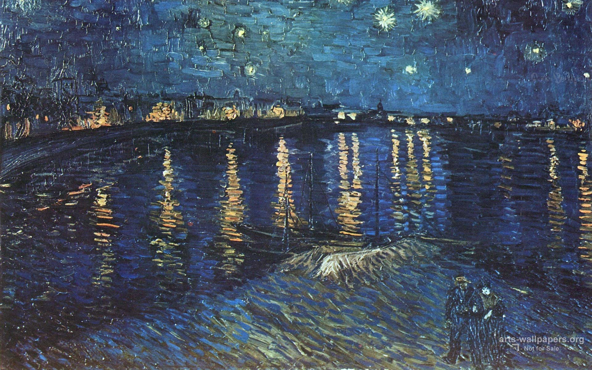 Vincent van Gogh Wallpapers 1920x1200