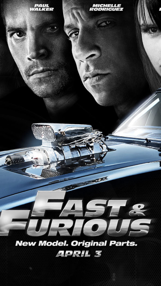 Fast and Furious 6 Wallpaper for iPhone 5 640x1136