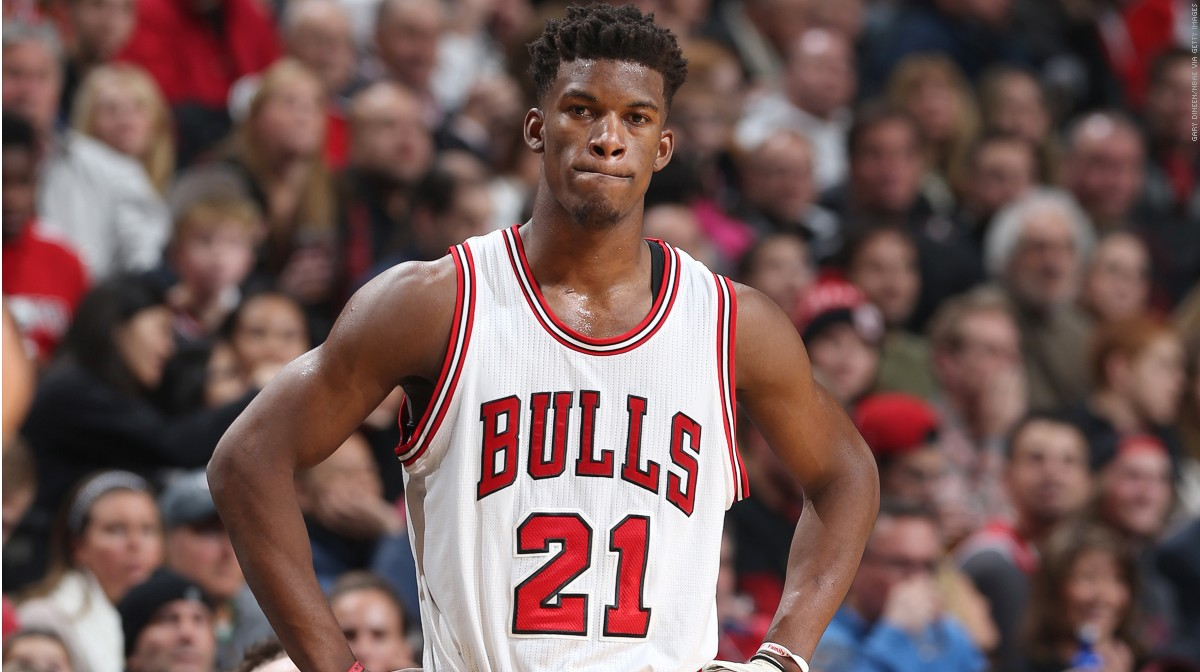 Jimmy Butler Out 3 6 Weeks With Elbow Sprain 1200x672