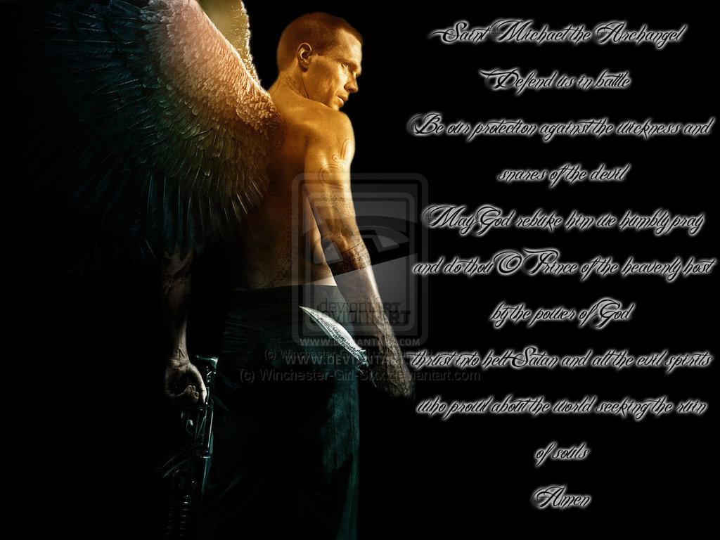 wallpaper archangel michael