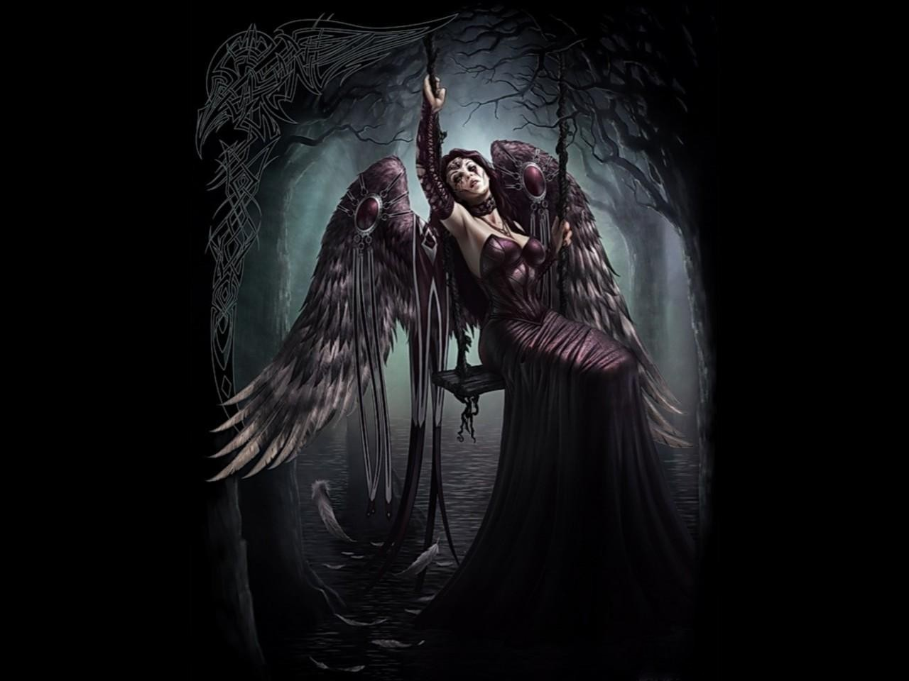 Dark Angel Wallpaper 1280x960 Dark Angel 1280x960