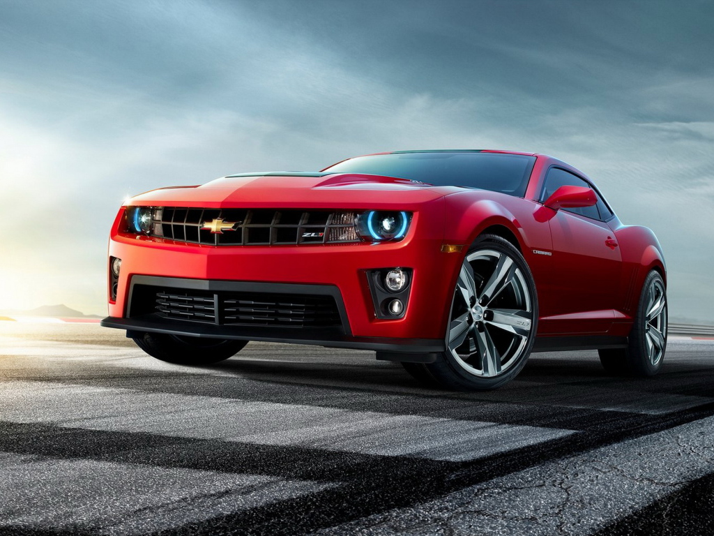 Chevrolet Camaro ZL1 Desktop wallpapers 1024x768 1024x768
