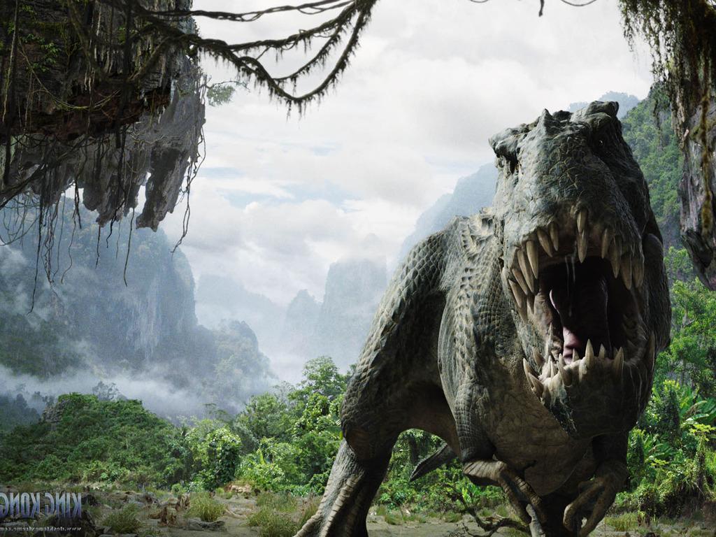 Francelles blog T Rex Dinosaur Wallpaper 1024x768