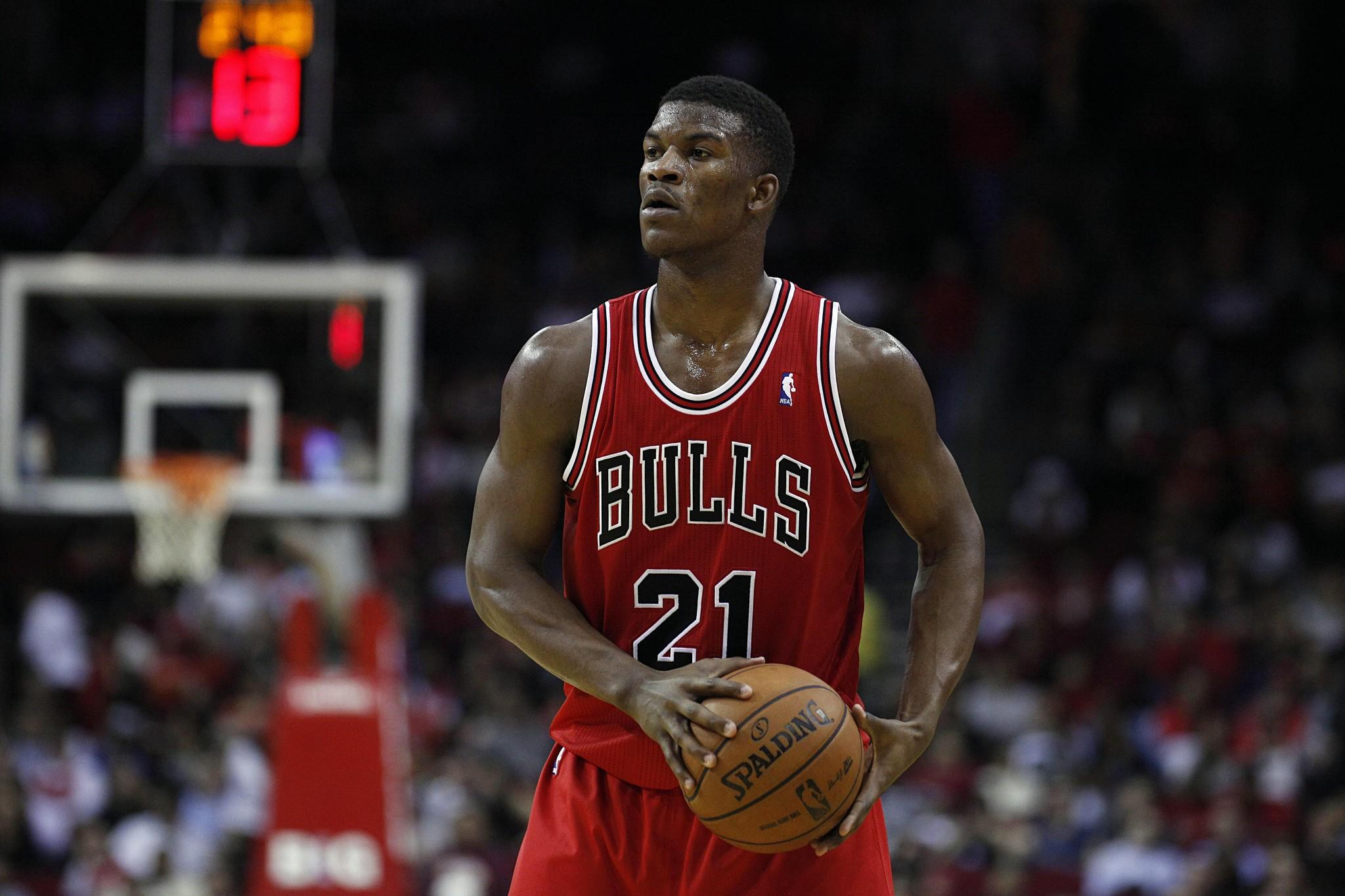 Jimmy Butler I Dont Want to Be a Star 2048x1365