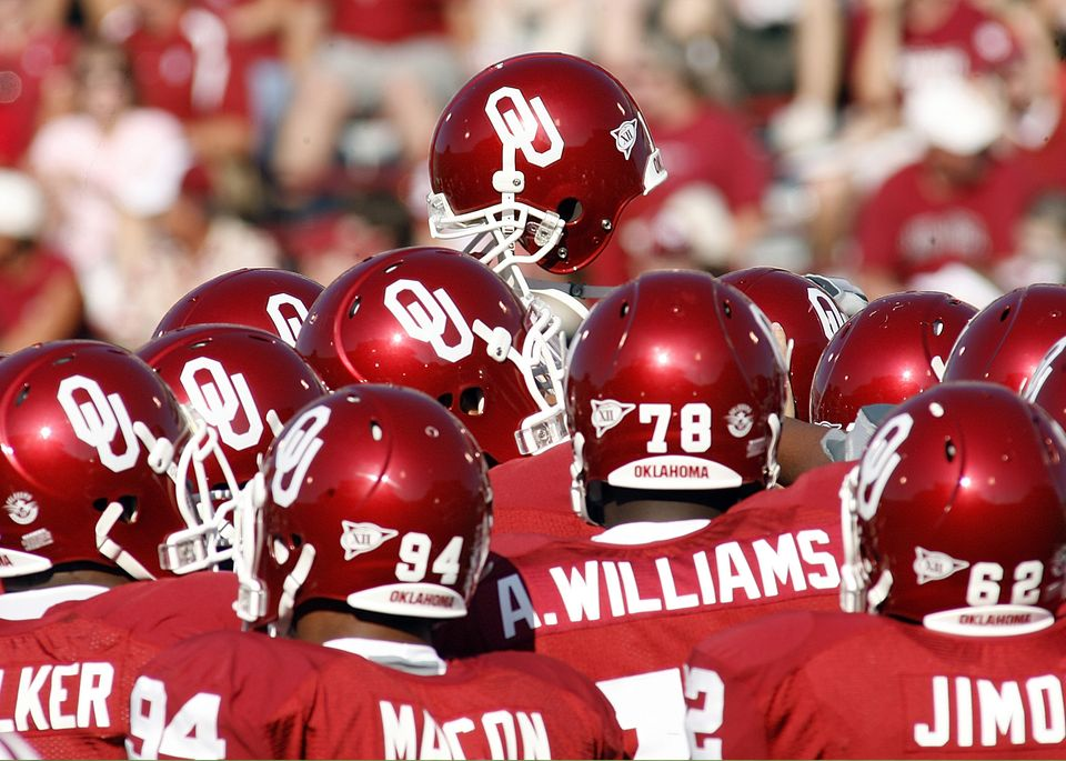 A California ban on statefunded travel now includes Oklahoma but it isnt likely to affect the OUUCLA football game