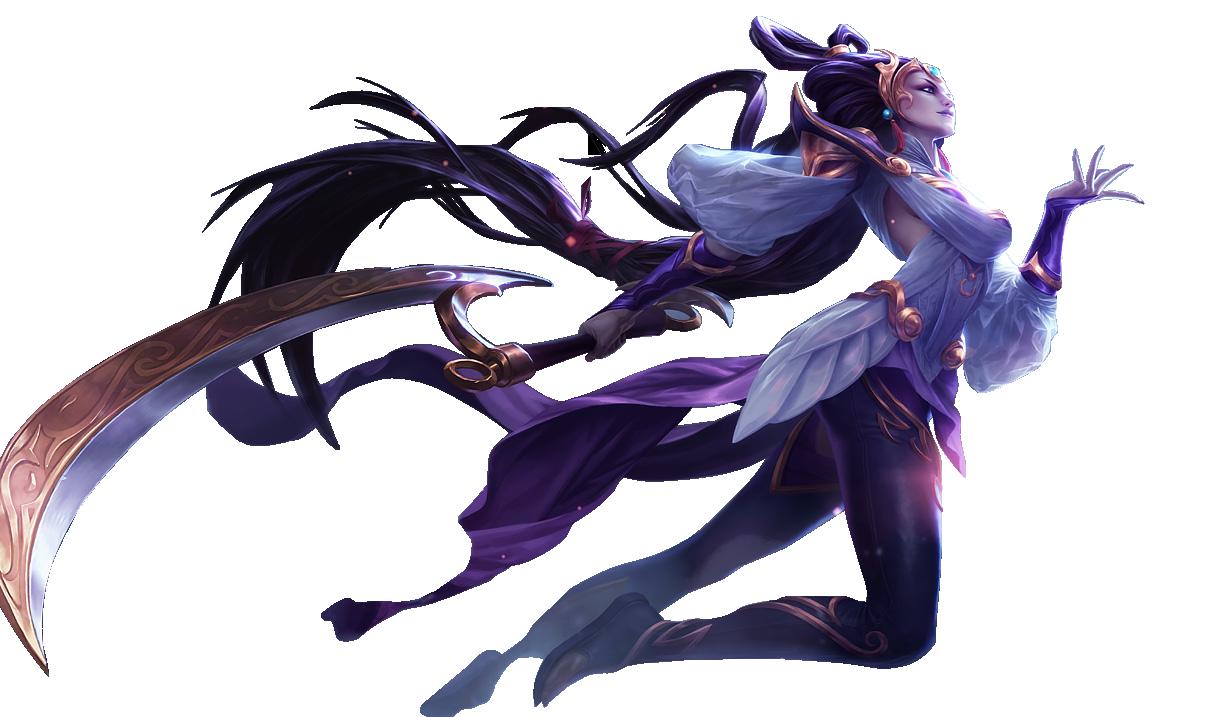 Lunar Goddess Diana Render by Xilent21 1215x717