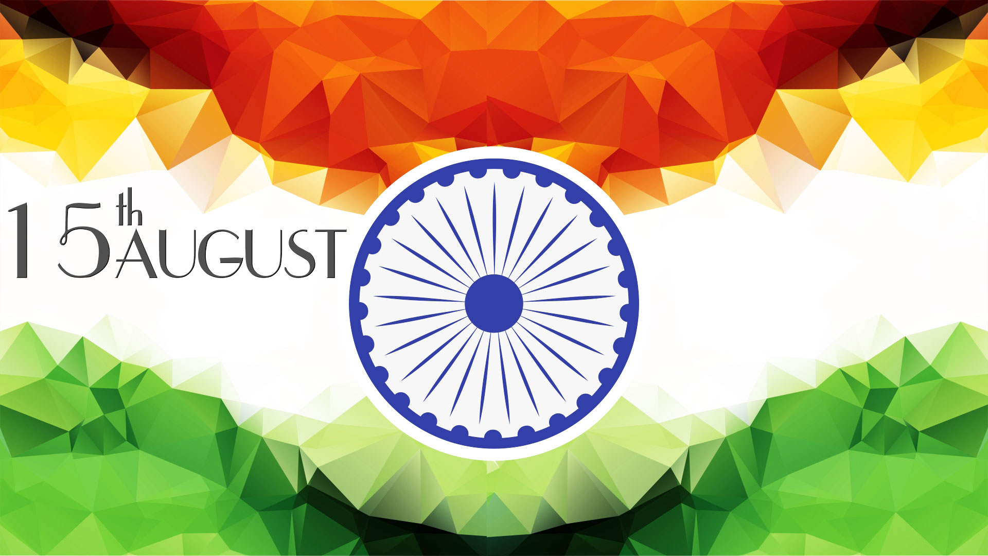India Flag 15 August 31429   HD Wallpaper Download 1920x1080