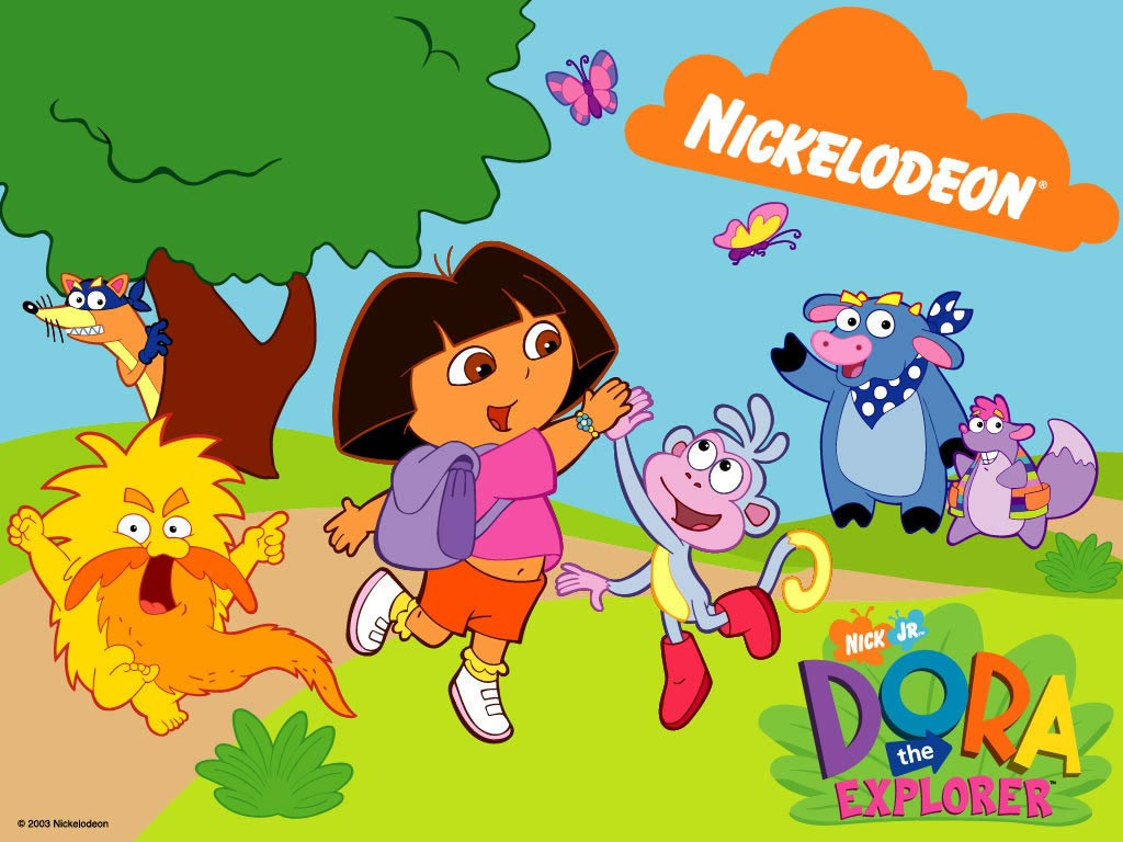 Dora The Explorer And Friends Wallpaper   Dora Wallpaper 1024x768
