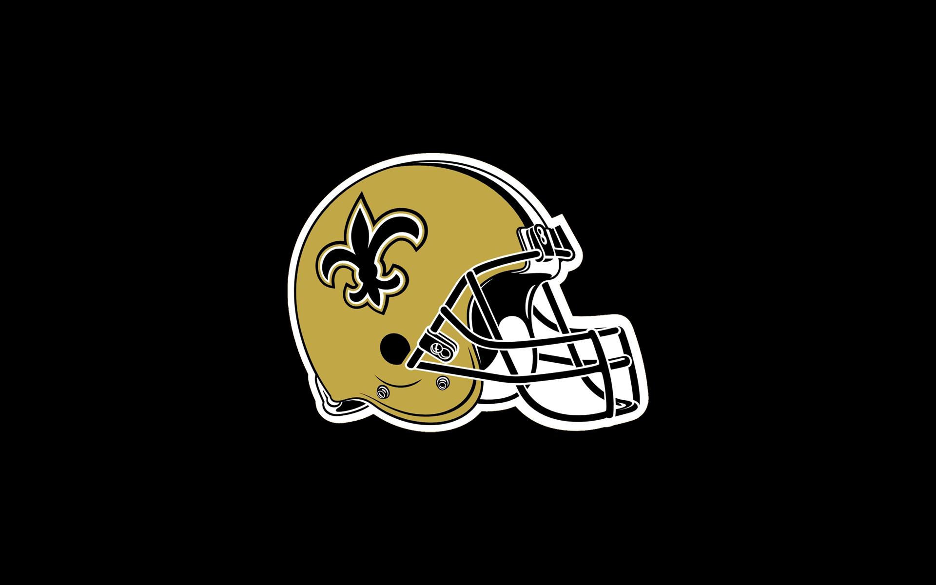 New Orleans Saints Logo Helmet 1920x1200 WIDE NFL New Orleans Saints 1920x1200