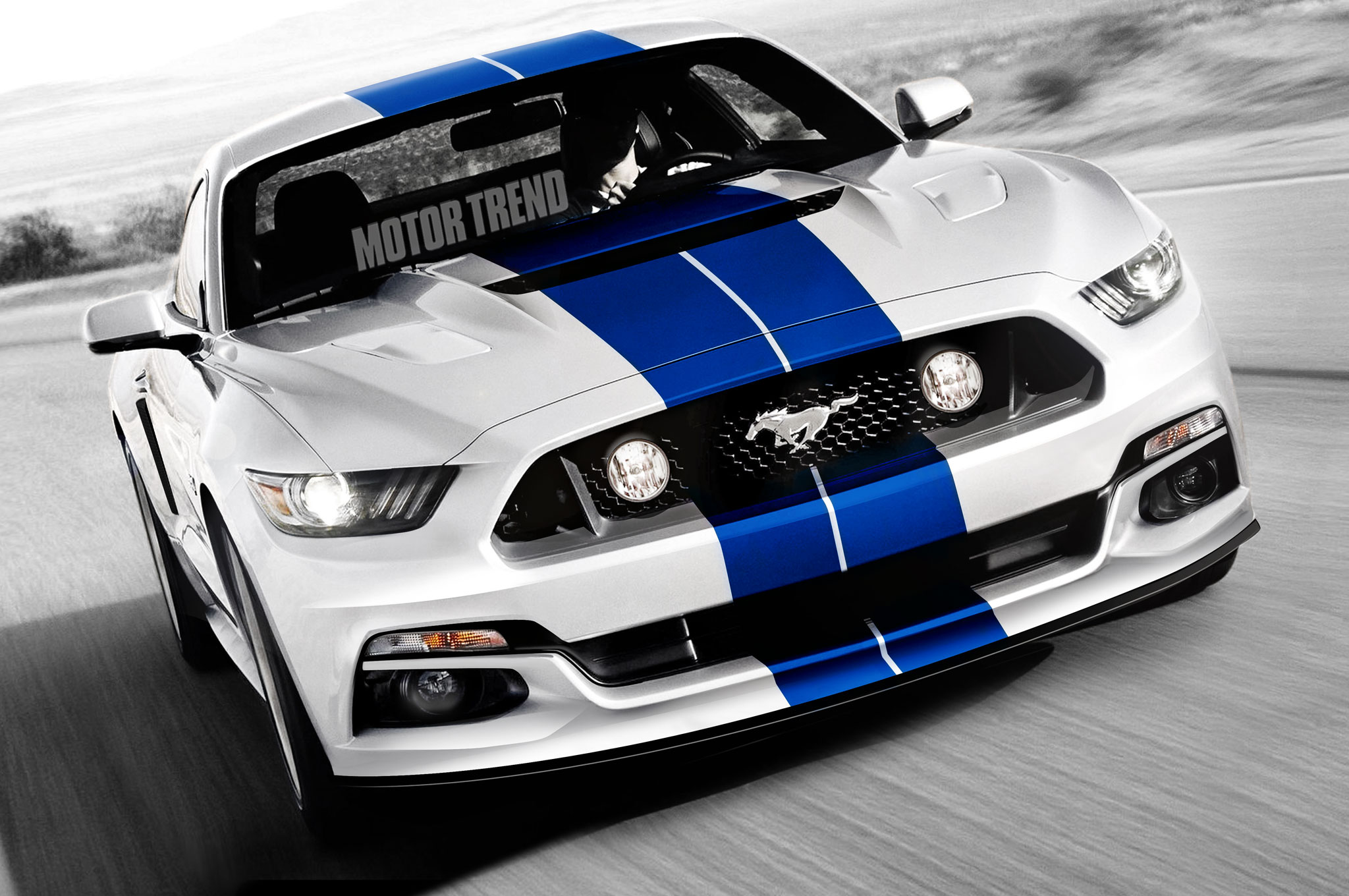 2016 Ford Mustang Shelby GT350 HD Image Wallpaper Image Detail 2048x1360