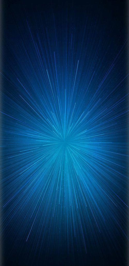01 of 10 Samsung Galaxy S8 Wallpaper Download with Light Blue 500x1028