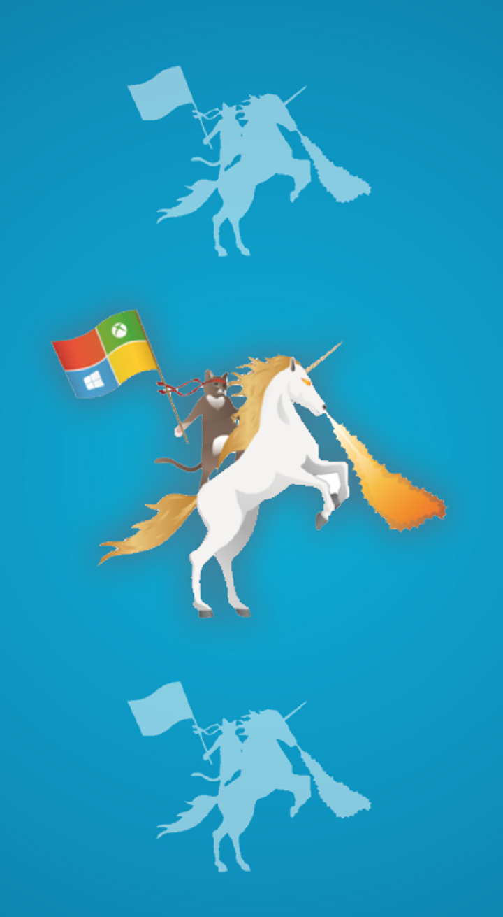 Microsoft Ninja Cat for Pinterest 720x1311