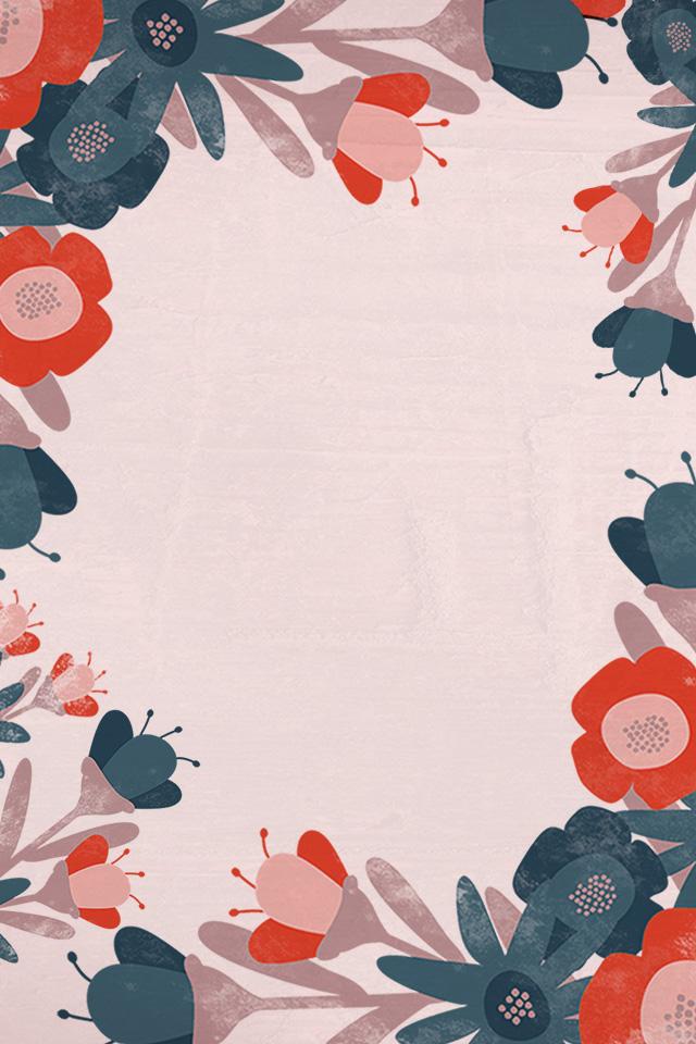 Sarah Hearts   September 2012 Desktop iPhone iPad Calendar 640x960