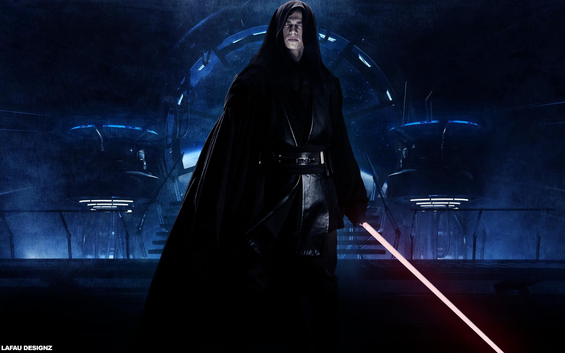 Anakin Skywalker Star Wars Wallpaper Lafaudesignz 1920x1200