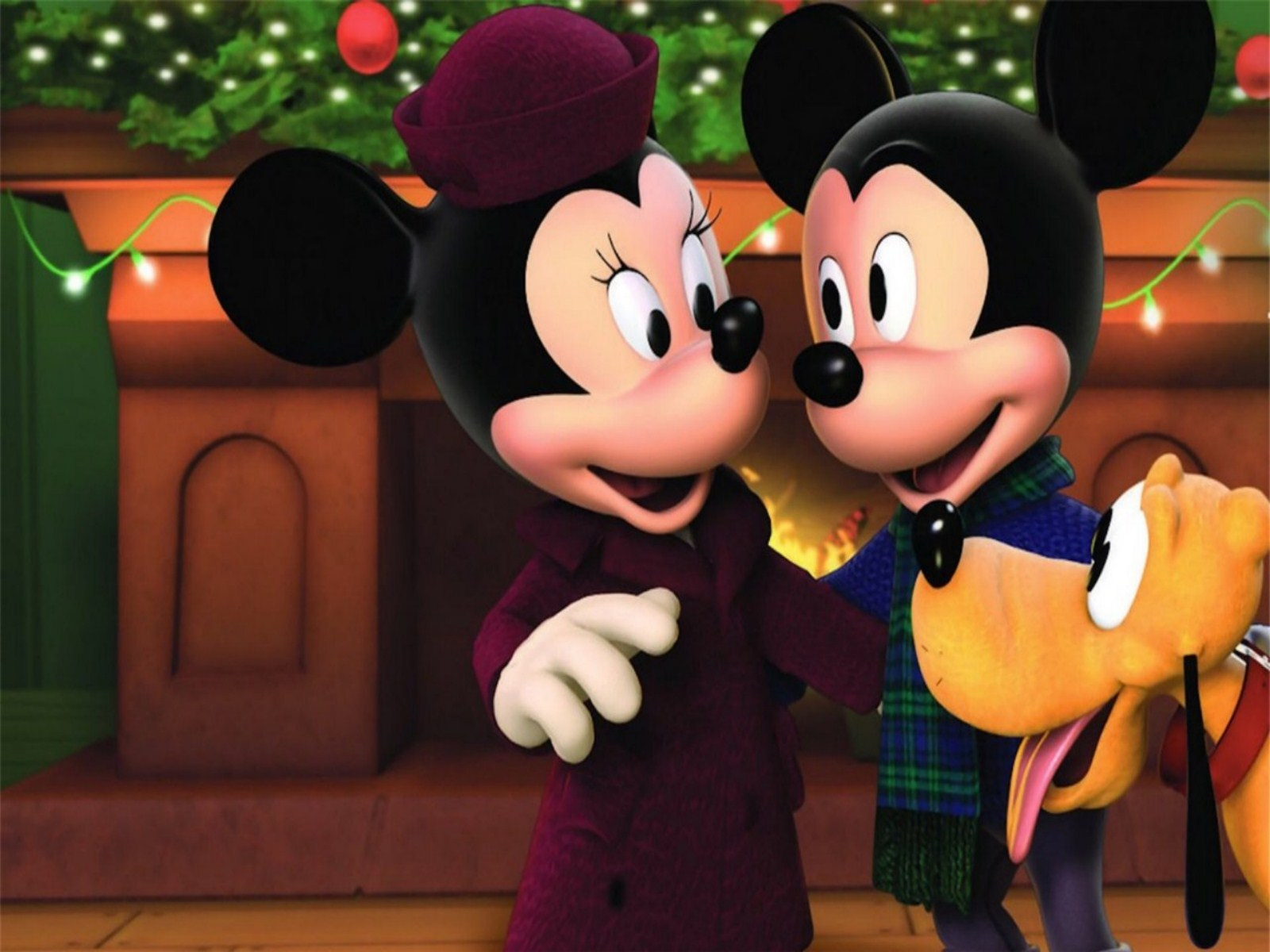 Download Hd Mickey Christmas Wallpaper Iphone Wallpapers And 1600x1200