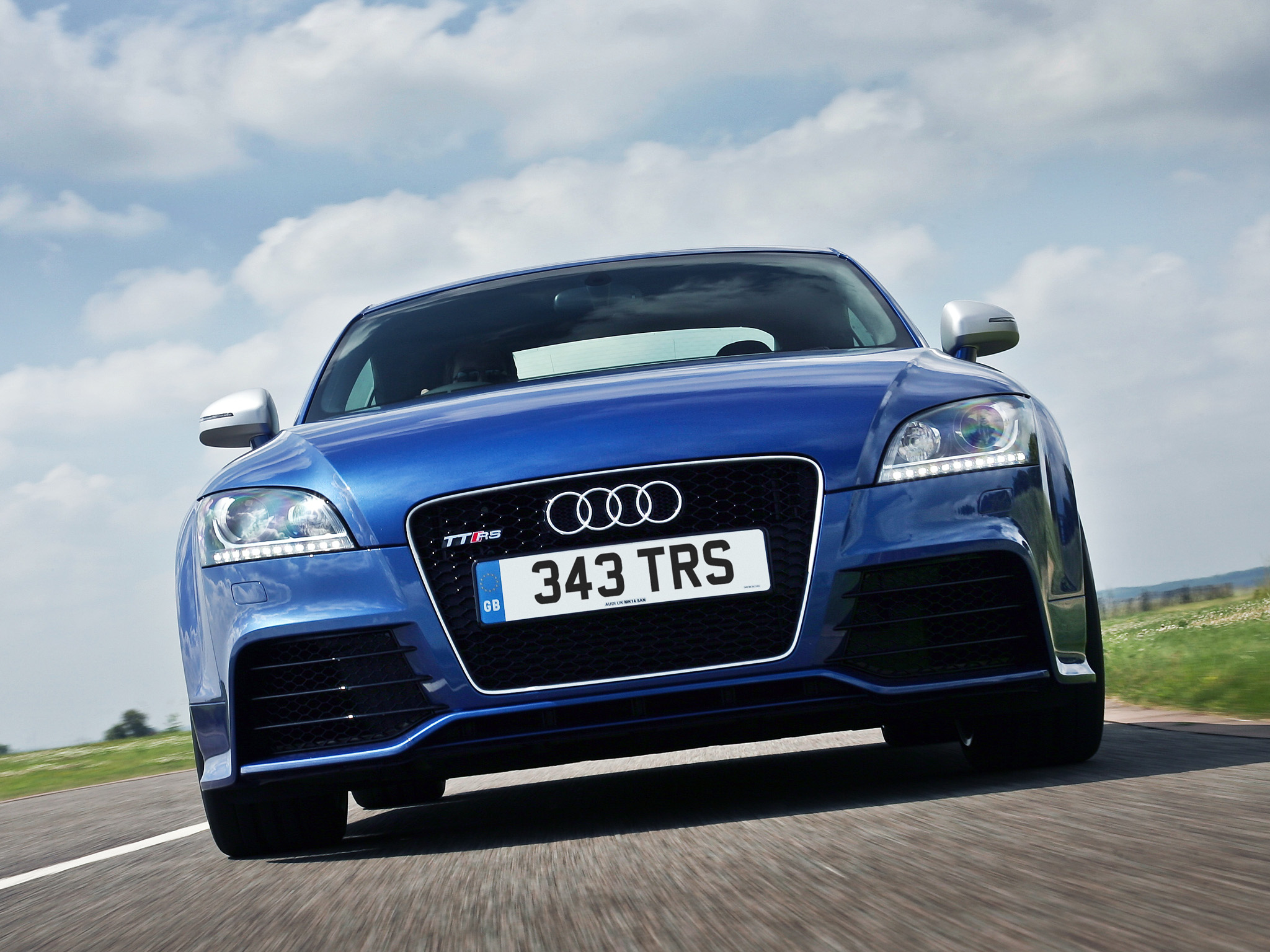 Audi TT RS Coupe UK spec Wallpapers Cool Cars Wallpaper 2048x1536