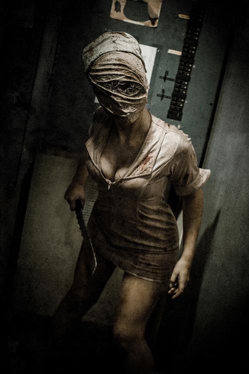 48 Silent Hill Nurse Wallpaper On Wallpapersafari