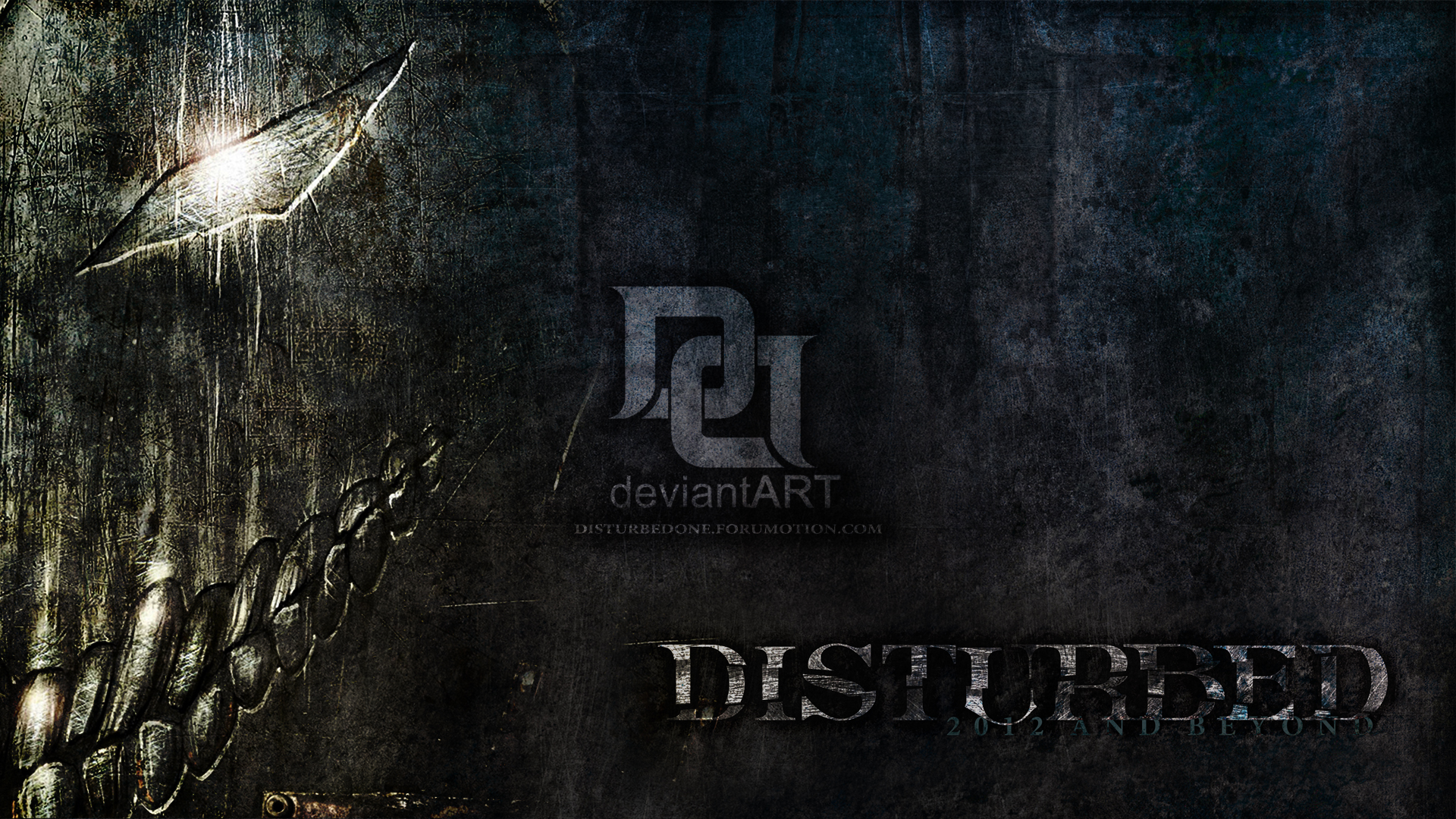 Disturbed The Guy Wallpaper