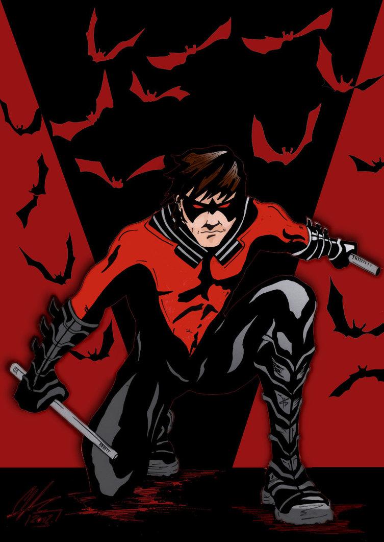 Nightwing New 52 by phoenix 84 753x1061