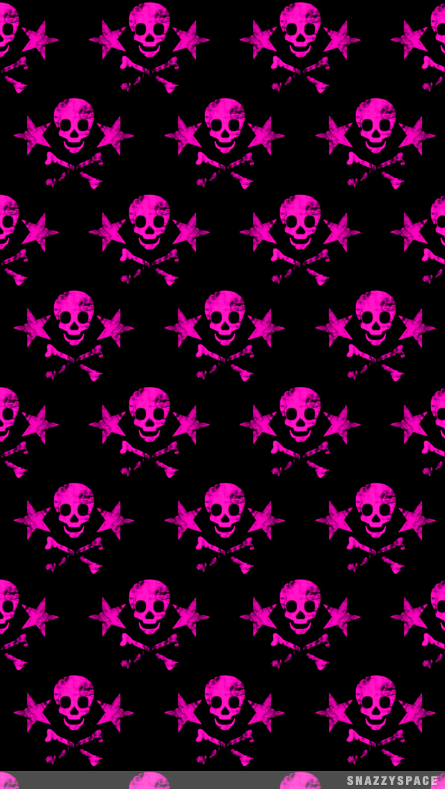 Installing this Skull Crossbones And Stars iPhone Wallpaper is very 640x1136