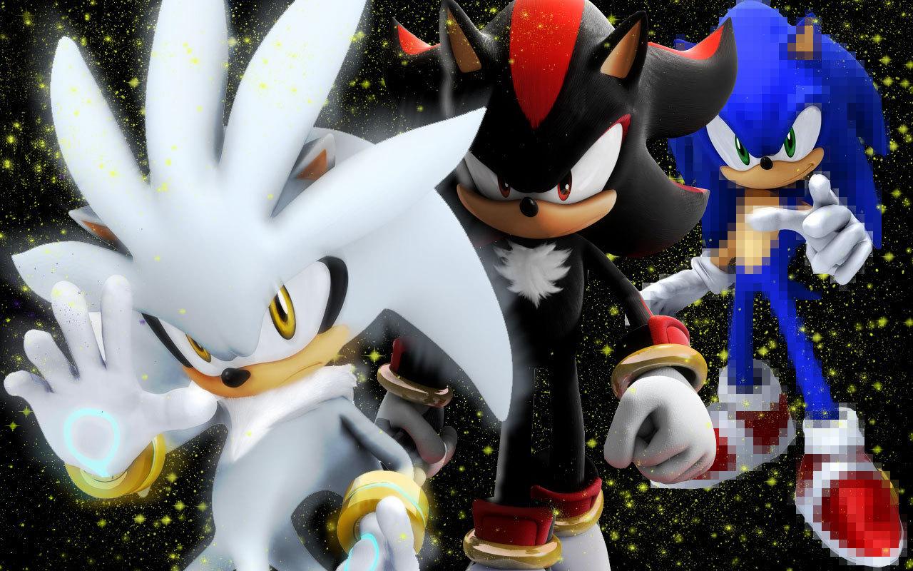 48 Sonic And Shadow Wallpaper On Wallpapersafari