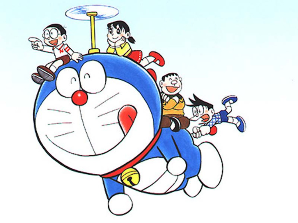 46 ] Wallpaper Doraemon Untuk Laptop On WallpaperSafari