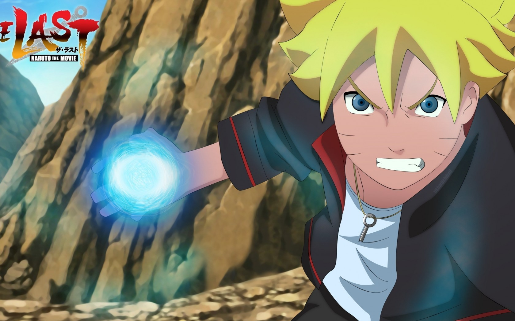 Naruto The Last Movie By wallpaper by hoantube2014 RevelWallpapers 1680x1050