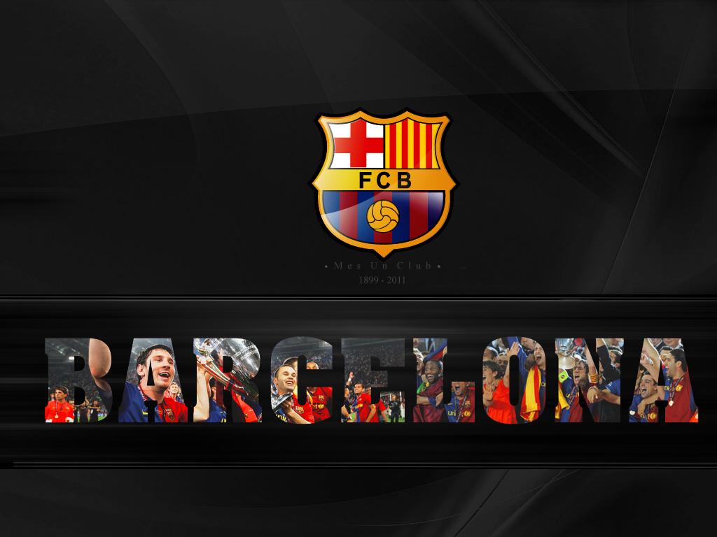 FC Barcelona HD Wallpaper 1024x768