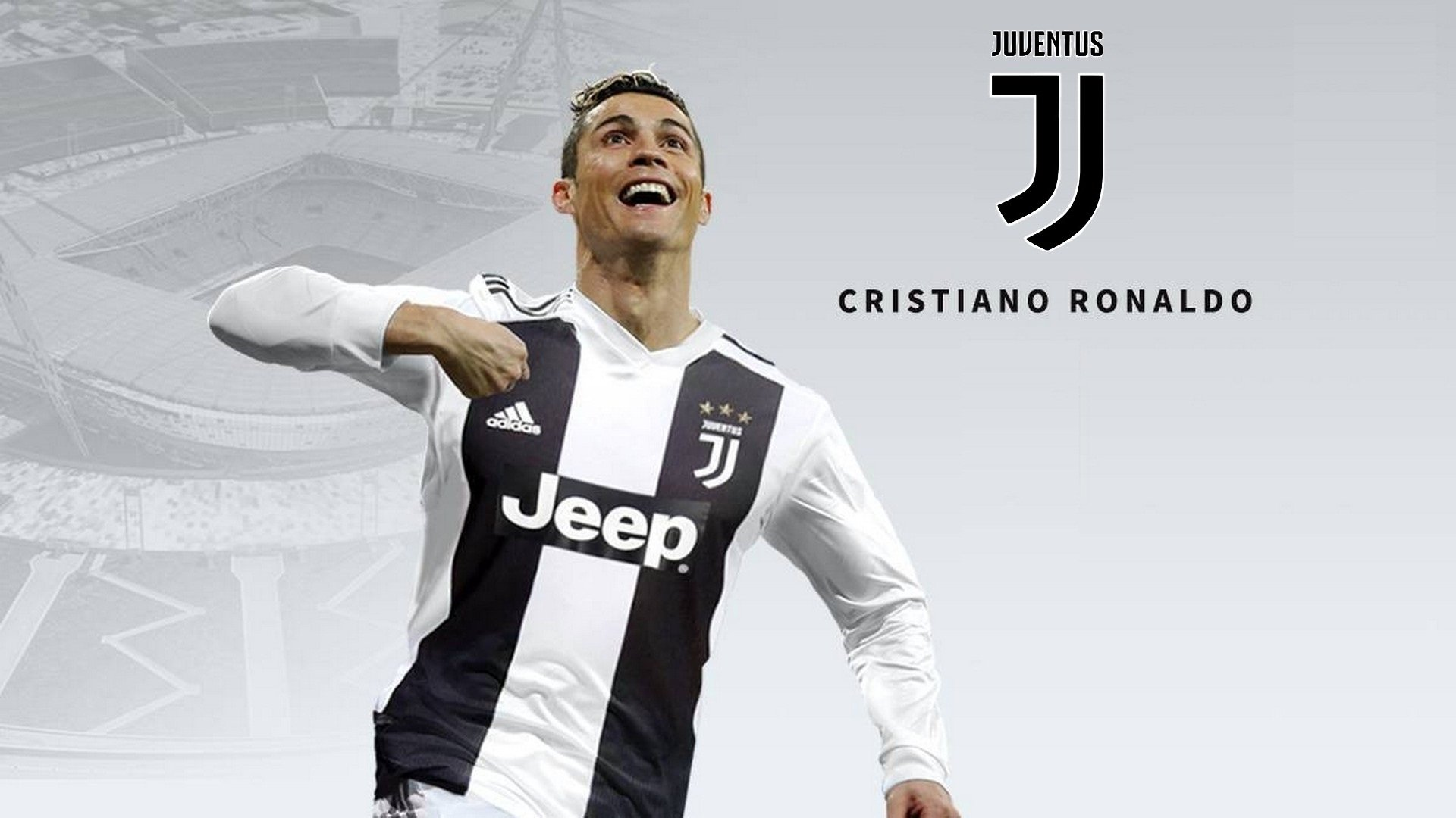 Cristiano Ronaldo Juventus Wallpaper HD 2021 Football Wallpaper 1920x1080