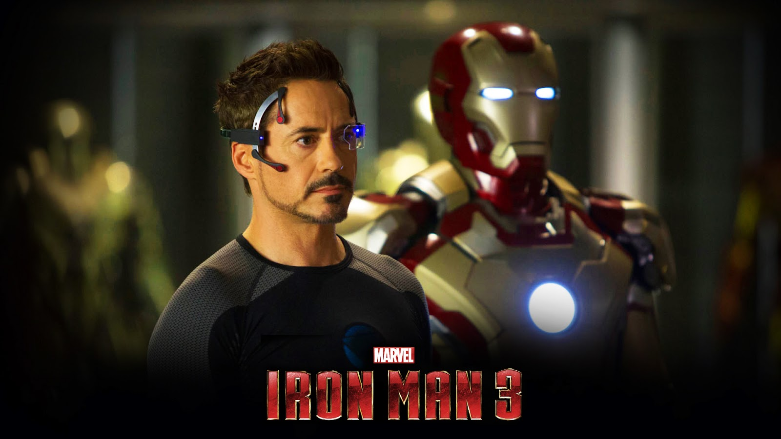 Iron Man 3 7 HQ WallpaperIron Man 3 Iron Man 3 WallpapersIron Man 1600x900