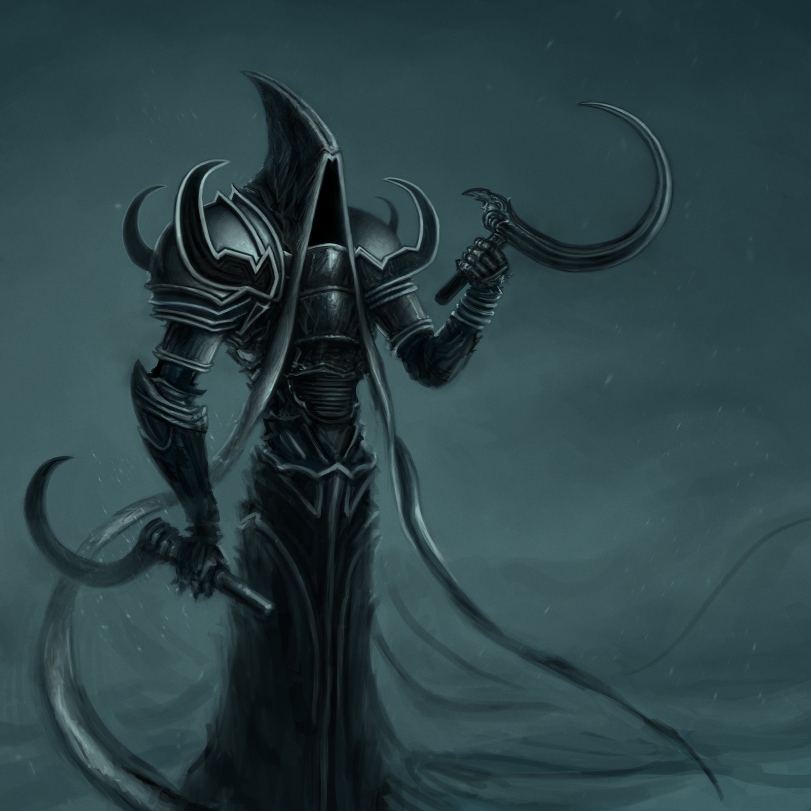 Diablo 3 Malthael Wallpaper