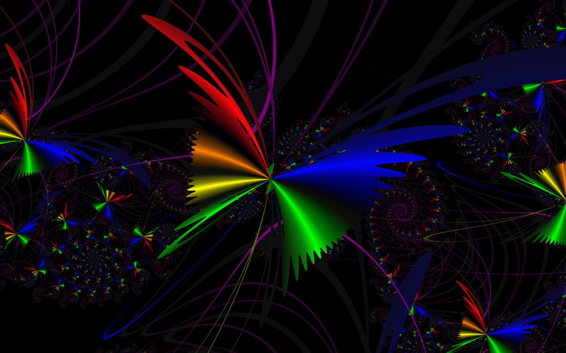 Abstract Butterfly Desktop Wallpaper - WallpaperSafari