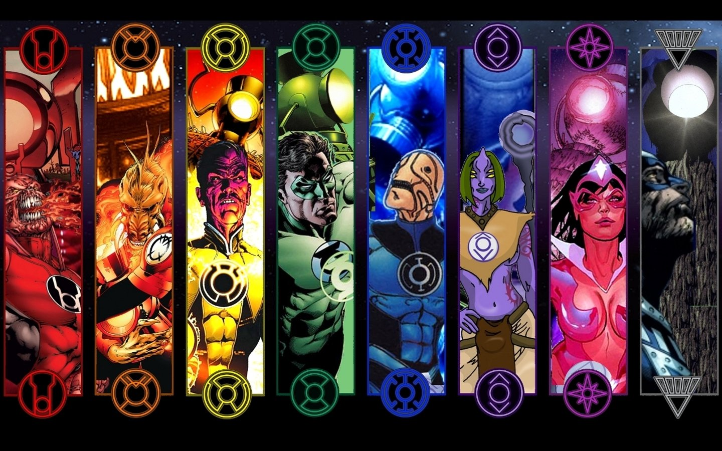 504 Green Lantern HD Wallpapers Background Images 1440x900