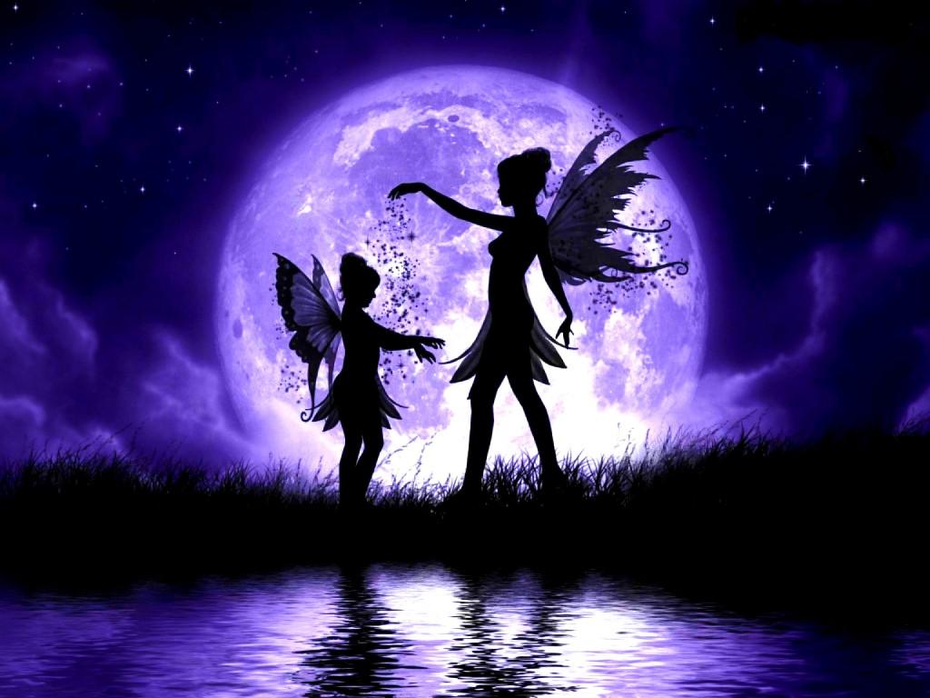 Magic Fairy HD Wallpaper 1024x768