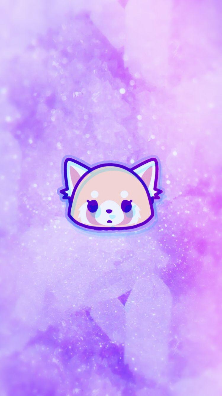 Aggretsuko Wallpaper for iPhone Cute anime wallpaper Sanrio 750x1334