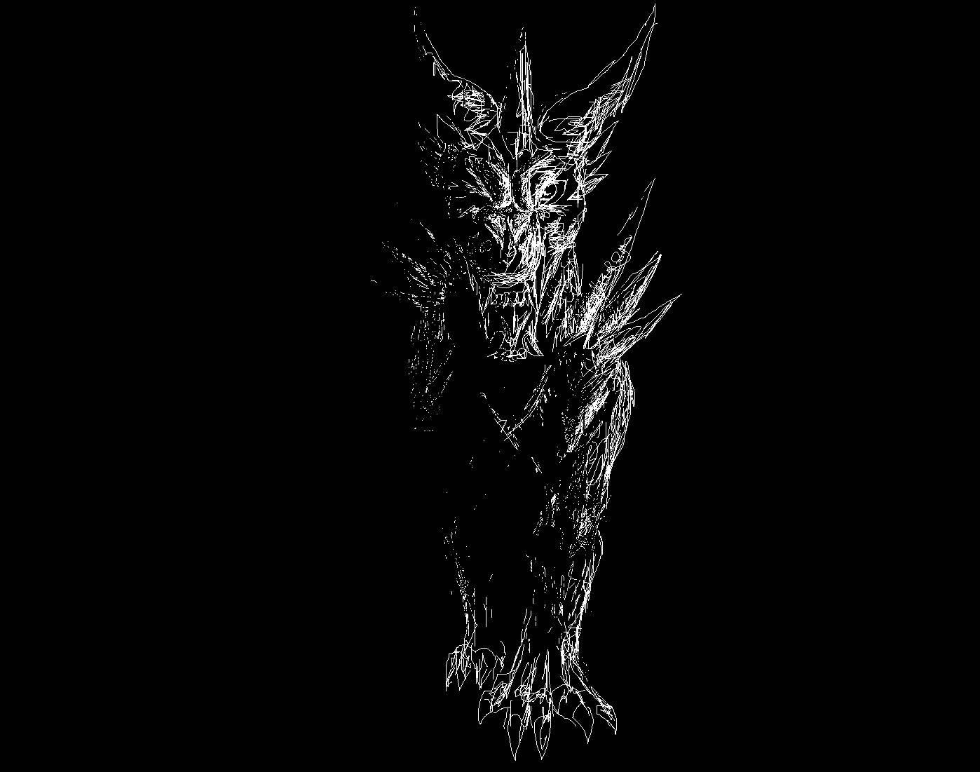 Free Download Dark Dragons 13981101 Wallpaper 1613832 1398x1101