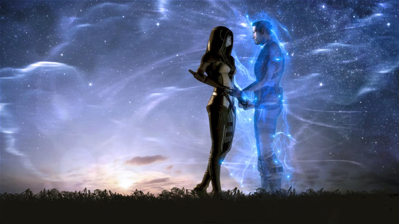 Mass Effect Desktop Backgrounds: Cortana 4K Wallpaper