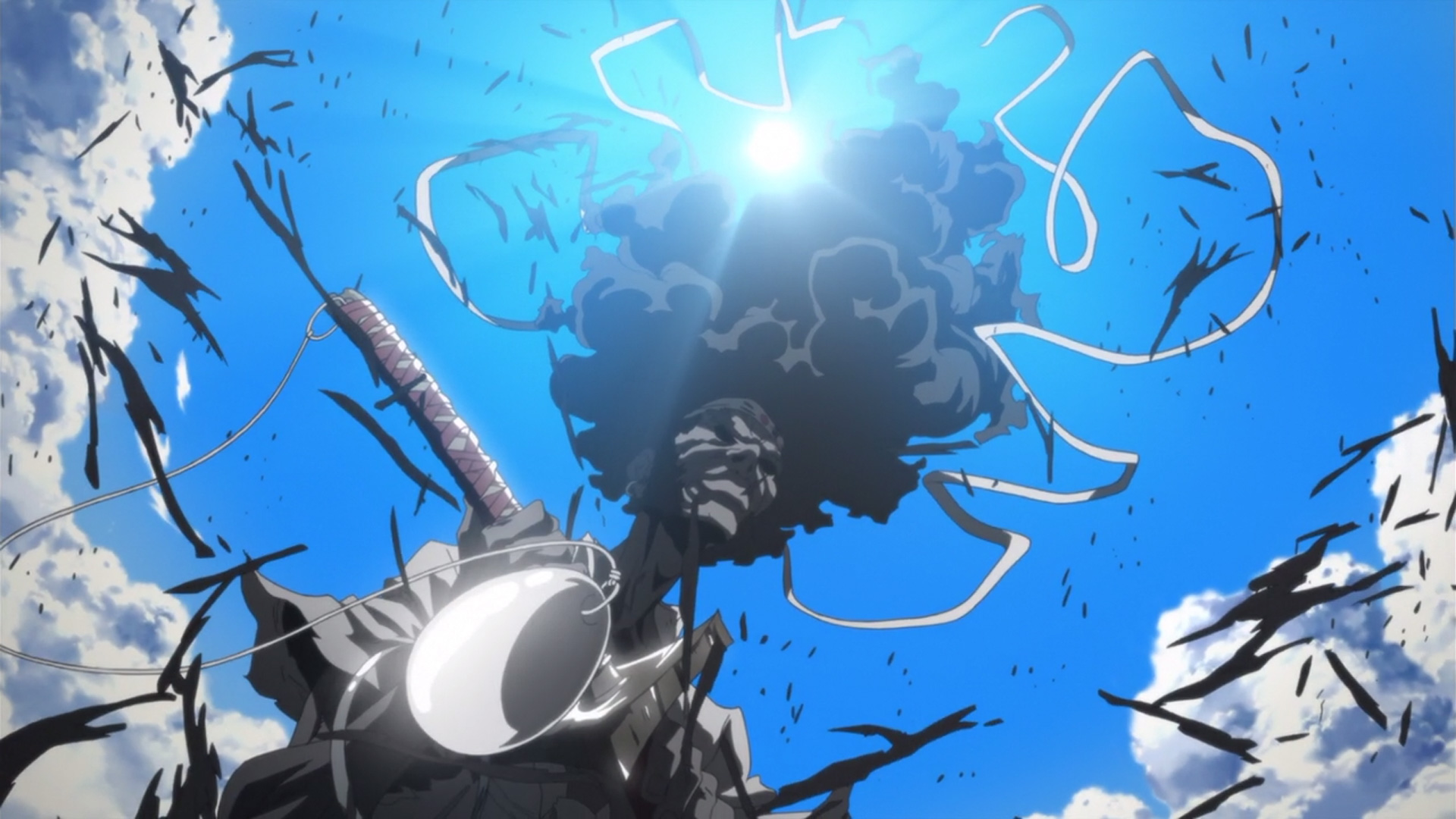 Afro Samurai Resurrection wallpaper   5883 1920x1080