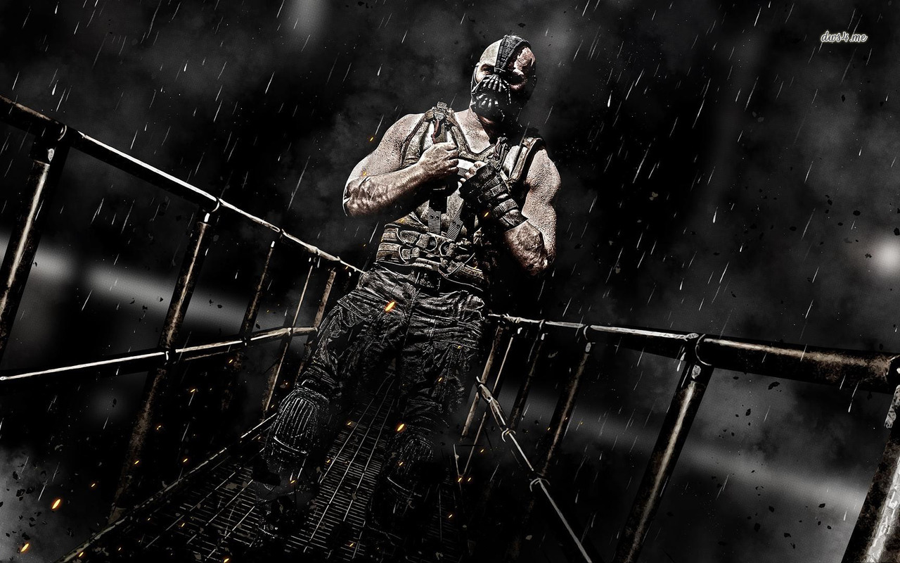 Bane Dark Knight Rises Wallpaper - WallpaperSafari